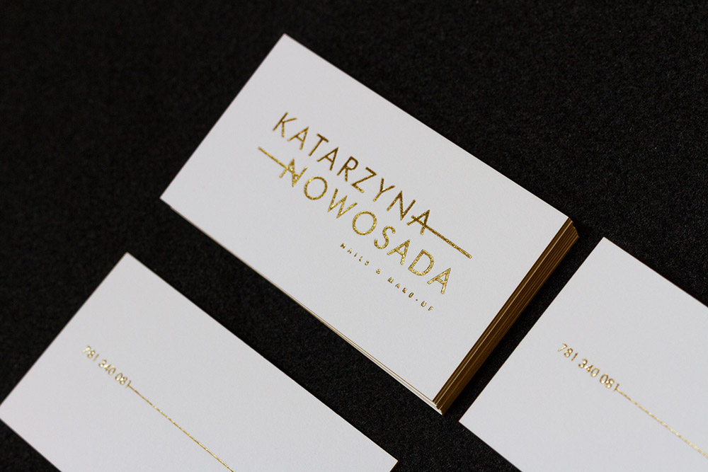 Prime Business Cards   Letterpress white cotton card with ...