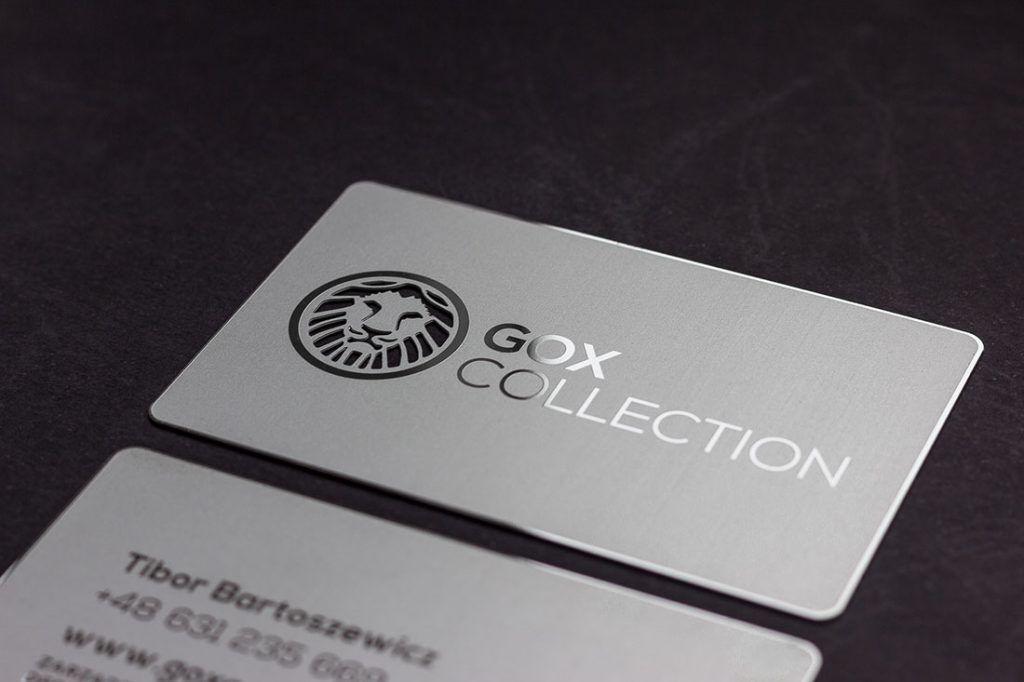 Prime Business Cards | Design Process