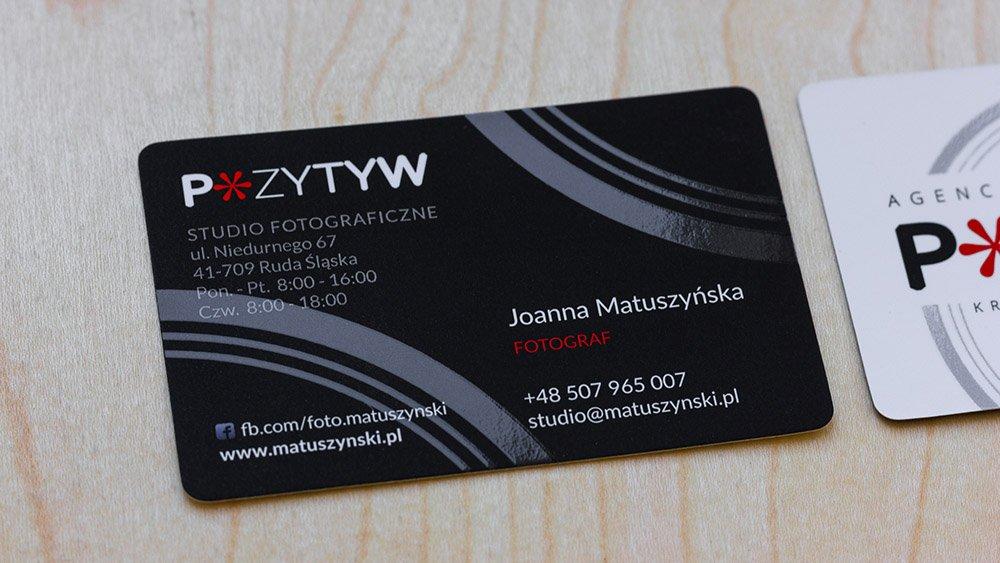 Prime Business Cards | Full color PVC plastic business cards