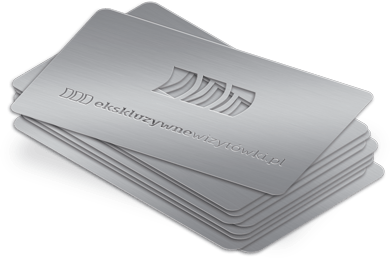 Prime Business Cards Metal Business Cards